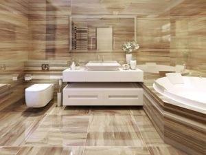 Refurb Done on a Bathroom - E1 Central London