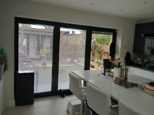 Kitchen refurb by the building constructor london